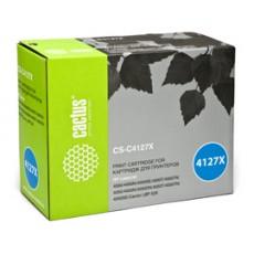 Картридж CACTUS CS-C4127X для HP LaserJet 4000, 10000 отпечатков