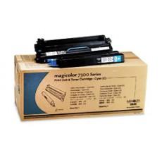 Блок проявки Konica Minolta 1710532-004 для magicolor 7300, голубой, 26000 отпечатков
