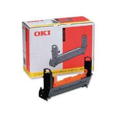 Драм-картридж Oki 41304109 для C7200, желтый, 30000 отпечатков