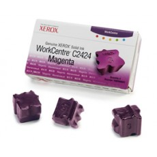 Чернила твердые Xerox 108R00661 для WorkCentre C2424, пурпурный, 3*3400отп.