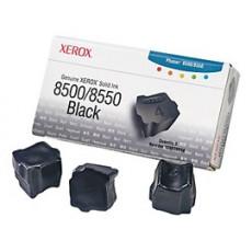 Чернила твердые Xerox 108R00668 для Phaser 8500, черный, 3*1000отп.