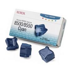 Чернила твердые Xerox 108R00669 для Phaser 8500, голубой, 3*1000отп.