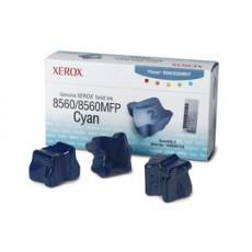 Чернила твердые Xerox 108R00764 для Phaser 8560, голубой, 3*1000отп.